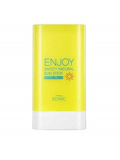 Солнцезащитный крем Scinic Enjoy Safety Natural Sun Stick SPF50+PA++ (19гр) Scinic