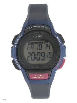 Часы Casio LWS-1000H-2AVEF CASIO