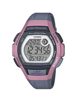 Часы Casio LWS-2000H-4AVEF CASIO