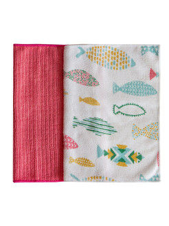 Салфетки 4 Пр. Fish Arya home collection