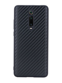 G-Case Carbon Cover for Xiaomi Mi 9T / Redmi K20 / Redmi K20 Pro, Black G-Case