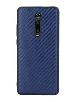 G-Case Carbon Cover for Xiaomi Mi 9T / Redmi K20 / Redmi K20 Pro, Dark Blue G-Case