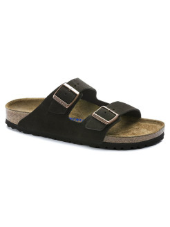 Биркенштоки Arizona VL SFB Mocca Regular BIRKENSTOCK