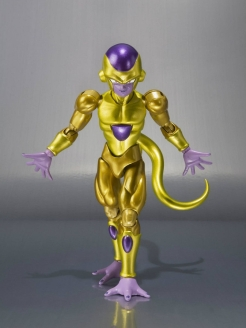 Фигурка Shodo Dragonball 2 Golden Frieza 9,5 см Bandai