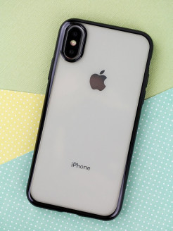 Чехол IPhone XS Max Shiny Plating G-Case-Phone