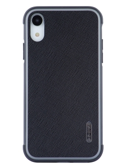 Чехол IPhone XR Monte Carlo Series Genuine Leather G-Case-Phone