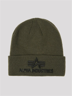 Шапка 3D BEANIE Alpha Industries