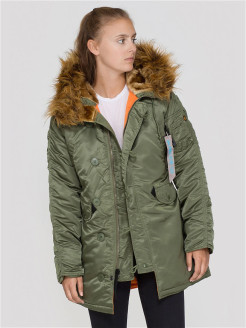 Парка N3B VF 59 Wmn Alpha Industries
