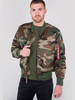 Бомбер MA-1 VF 59 Alpha Industries