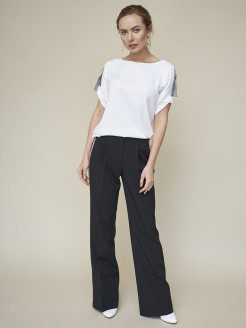 Trousers, with stripes A`Kate