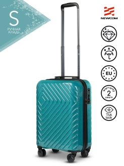 "19 ""carry-on suitcases Newcom"