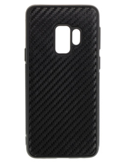 Carbon Case for Samsung Galaxy S9. Soft touch pad for samsung galaxy S9 Zadeera