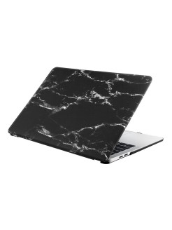 Чехол Uniq для Macbook Pro 13 (2016/2018) HUSK Pro Marbre (Black) UNIQ