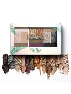 Палетка теней Butter Eyeshadow Palette, тон: знойные ночи, 15,6г Physicians Formula