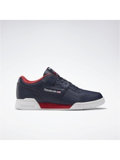 Кроссовки WORKOUT PLUS MU     HERNVY/WHITE/REBRED Reebok