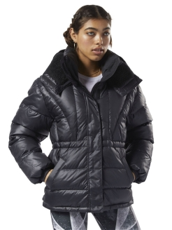 Куртка CL DOWN MID JACKET  BLACK Reebok