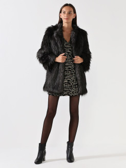 Fur coat SABRINA SCALA