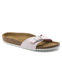 Биркенштоки Madrid BF Brushed Rose VEG2 Narrow BIRKENSTOCK