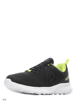 Кроссовки   REEBOK QUICK MOTION BLACK/LIMEWHITE/GREY Reebok