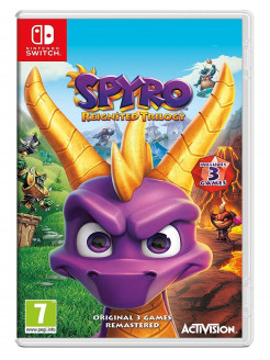 Spyro Reignited Trilogy [Nintendo Switch, английская версия] Activision