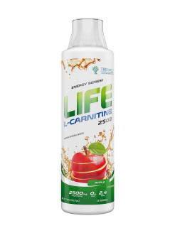 Life L-Carnitine 2500 Apple 500 ml Tree of Life