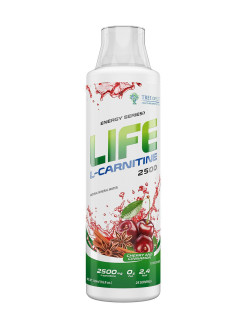 Life L-Carnitine 2500 Cherry and Cinnamon 500 ml Tree of Life