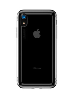 Чехол-накладка Apple iPhone XR Baseus Safety Transparent BASEUS