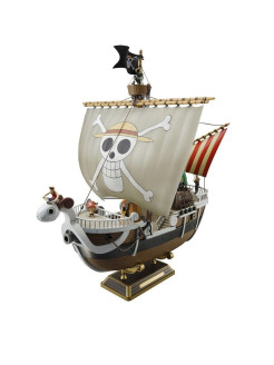 Фигурка BANDAI Tamashii Nations: Chogokin: Going Merry ONE PIECE  20th Memorial edition 57552-4 Bandai