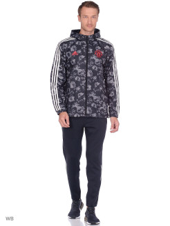 Ветровка  MUFC WINDBREAKR  BLACK adidas