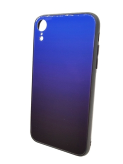 Чехол градиент для iphone XR BestCase