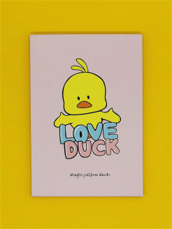"Зеркало ""Love duck"" iLikeGift"