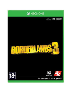 Borderlands 3 [Xbox One, русские субтитры] Take 2 Interactive