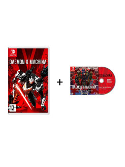 Игра Daemon X Machina Day-1 NINTENDO
