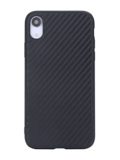 G-Case Carbon Cover for Apple iPhone Xr Black G-Case