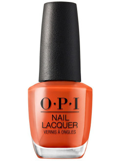 Лак для ногтей NLU14 Suzi Needs a Loch-smith OPI