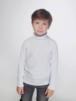 Turtleneck, without elements KOGANKIDS