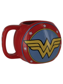 Кружка Wonder Woman Shield Mug PP4110DC Paladone