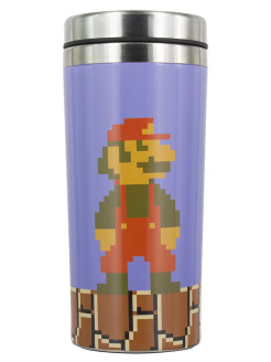 Кружка Super Mario Bros Travel Mug PP5017NN Paladone