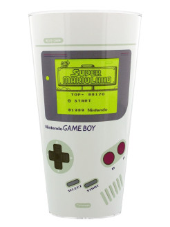 Бокал стеклянный Game Boy Colour Change Glass PP3402NN Paladone