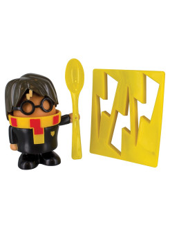 Набор Harry Potter Egg Cup and Toast Cutter Paladone