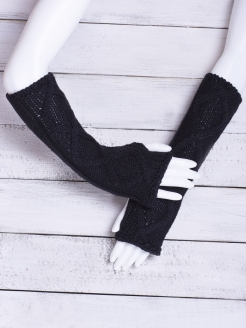 Fingerless gloves YANA BEREGOVAYA