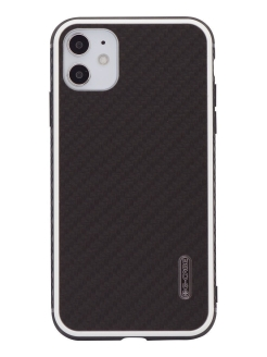 Чехол iPhone 11 Carbon Fibre G-Case-Phone