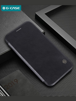 Чехол-книжка IPhone 11 Basiness series G-Case-Phone