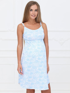 Nightgown for pregnant and lactating FEST