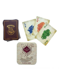 Карты сувенирные Marauders Map Playing Cards Paladone