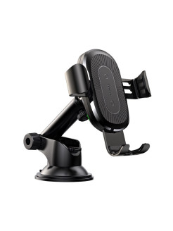 Автомобильный держатель Wireless Charger Gravity Car Mount (WXYL-A01) BASEUS