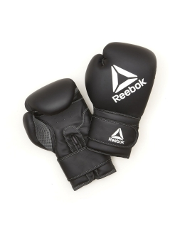 Перчатки retail boxing glove Black Reebok