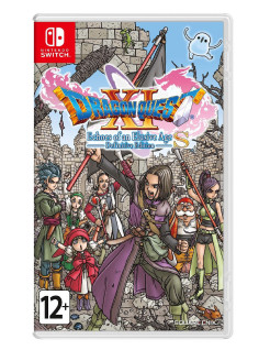 Игра NSW Dragon Quest XI S Echoes of an Elusive Age - Definitive Edition NINTENDO