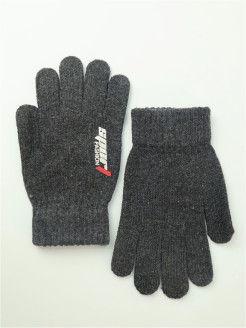Demi-season gloves for children (insulated) 1Azaliya