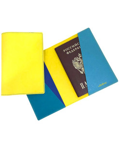 Passport cover UDOBNO
